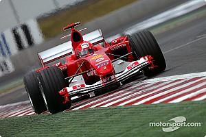 Formel 1 Historie Vor 13 Jahren: Michael Schumacher gewinnt F1-Rennen mit 4 Boxenstopps