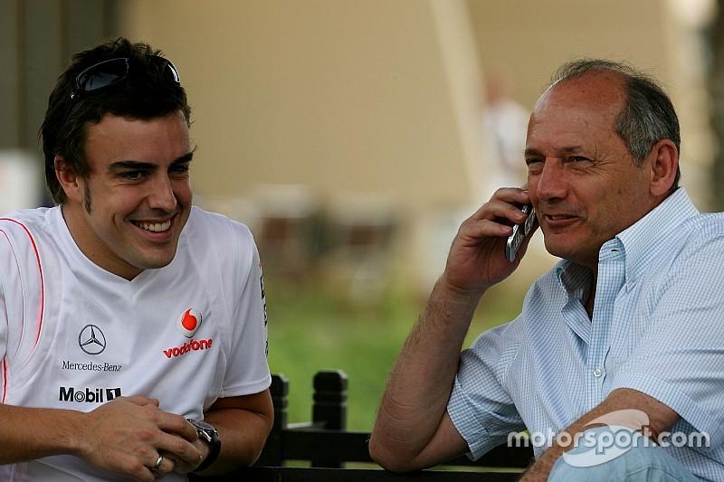 """Alonso: """"Los problemas con Dennis no fueron tan graves"""""""