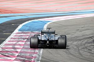 Formula 1 Breaking news Kecepatan tikungan Signes di Paul Ricard akan mencapai 340 km/j
