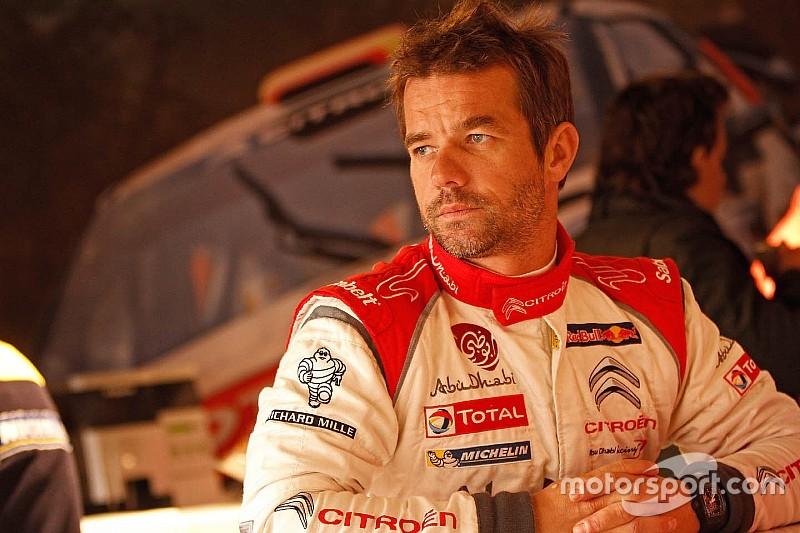 Loeb, Citroen ile WRC kokpitine geri dönüyor!