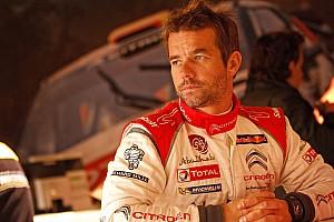 WRC Новость Леб проведет тесты в WRC за Citroen
