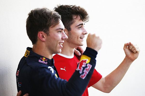 Formule 1 Actualités Prema : Leclerc, Gasly et Giovinazzi