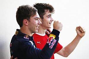 Prema : Leclerc, Gasly et Giovinazzi