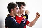 Formule 1 Prema : Leclerc, Gasly et Giovinazzi
