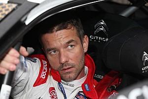 WRC Noticias de última hora Citroën no descarta un regreso de Loeb al WRC