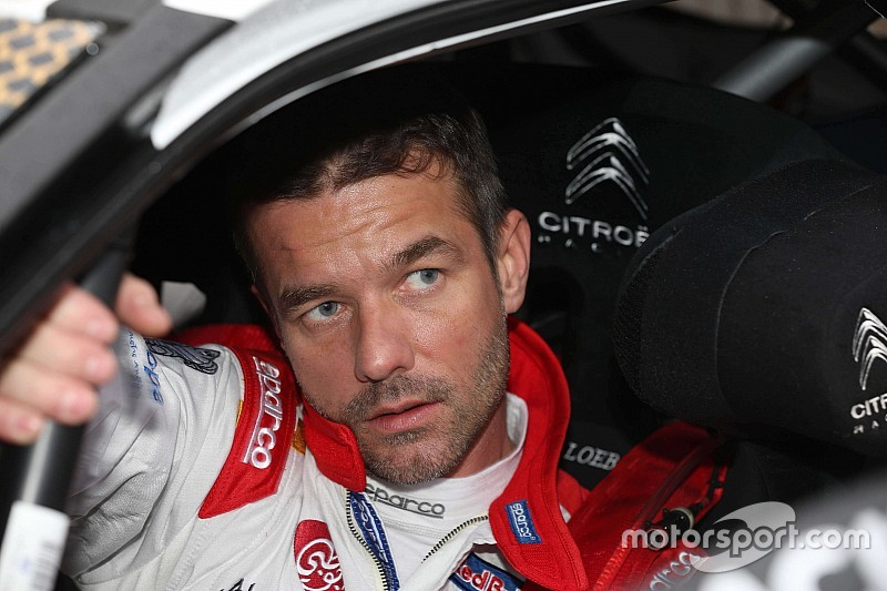 Citroën no descarta un regreso de Loeb al WRC