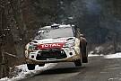 WRC Citroen in der WRC: Sebastien Loeb vor der Rückkehr?