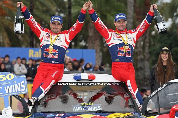 WRC 速報ニュース 【WRC】シトロエン、来季以降の元王者ローブ起用を否定せず