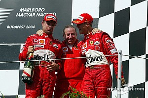 Forma-1 Különleges esemény Ezen a napon: Schumacher majdnem tökéletes szezonja folytatódik