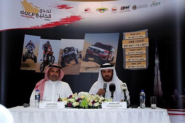 راليات شرق أوسطية أخرى أخبار عاجلة تأجيل موعد إطلاق تحدي الخليج إلى 2018