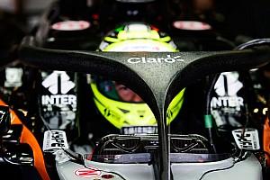 Force India указала FIA на последствия поспешного внедрения Halo