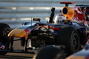 Sebastian Vettel, homme fort des fins de saison?