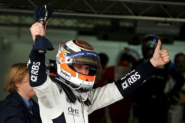Formule 1 Diaporama Nico Hülkenberg, 30 ans et une carrière en photos