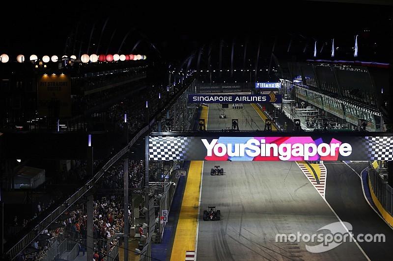 Ф1 прагне додати до календаря більше вуличних гонок в Азії
