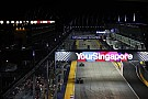 Fórmula 1 Fórmula 1 busca mais corridas de rua na Ásia