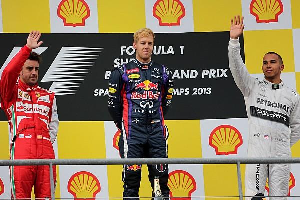 Palmarès - Tous les vainqueurs du GP de Belgique depuis 2000
