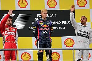Formule 1 Diaporama Palmarès - Tous les vainqueurs du GP de Belgique depuis 2000