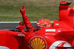 Formula 1 En iyiler listesi Schumacher'in kazandığı 68 pole pozisyonu