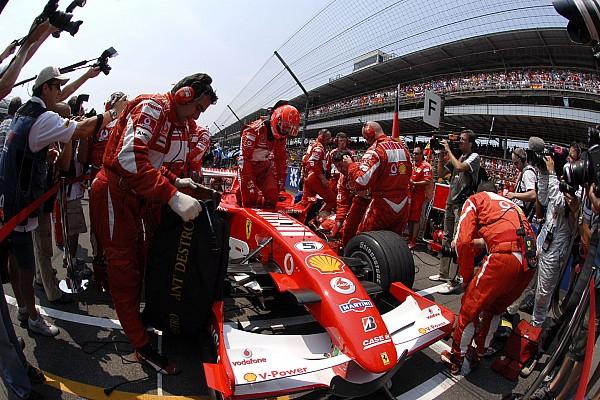 Galeria: Relembre todas as 68 poles de Schumacher na F1