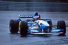 Ezen a napon: Schumacher a vízen jár Belgiumban