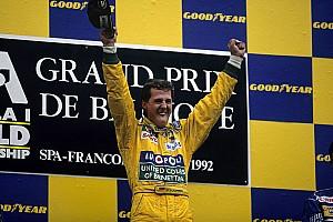 Fórmula 1 Galería Galería: 25 años de la primera victoria de Michael Schumacher en F1