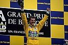 Galería: 25 años de la primera victoria de Michael Schumacher en F1