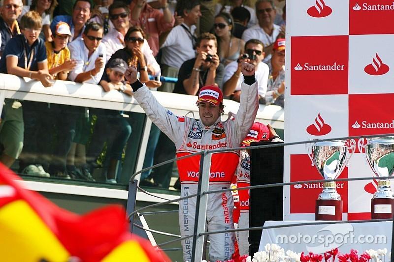 Ezen a napon: Fernando Alonso utolsó mclarenes győzelme
