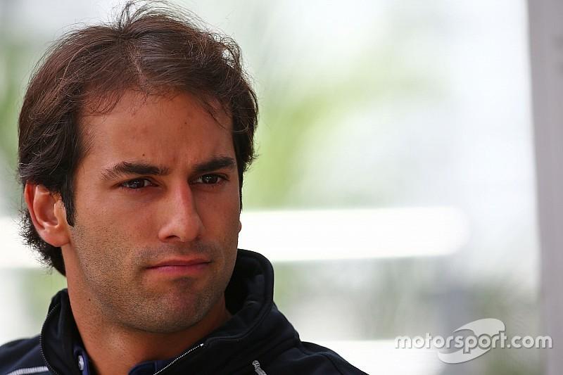 Nasr é confirmado em primeira prova oficial após deixar F1