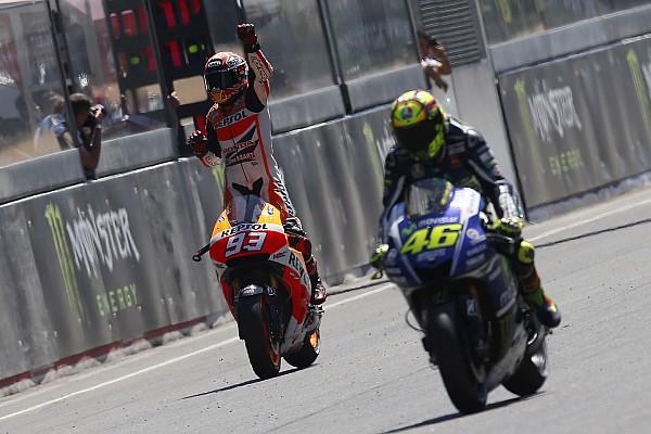 MotoGP Fotogallery: le 33 vittorie di Rossi e Márquez con Honda