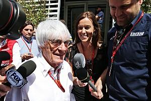 F1 Noticias de última hora Ecclestone asegura que Alonso permanecerá en McLaren-Renault