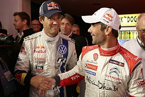 WRC Новость Citroen: Воссоединение Леба и Ожье не приведет к конфликту