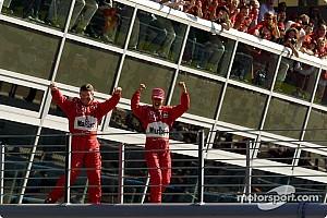 Forma-1 Különleges esemény Schumacher-mesterhármas Monzában