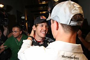 Vettelnek Schumacher tanácsai hiányoznak a legjobban