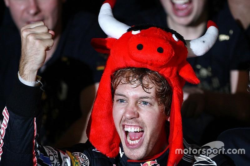 Ainda dá: Vettel superou prejuízos maiores para ser campeão