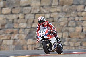 """MotoGP Noticias de última hora Dovizioso: """"Si en Aragón no salimos a ganar, será muy difícil pelear por el título"""""""