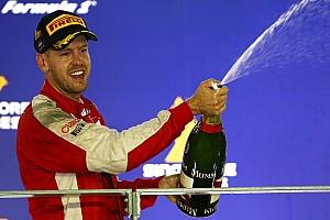 Forma-1 Különleges esemény Egy domináns Vettel-győzelem Szingapúrból