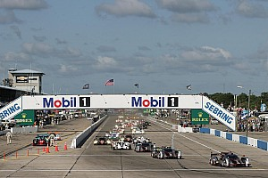 WEC Breaking news Sebring 2019 WEC race will be 1,500-mile event