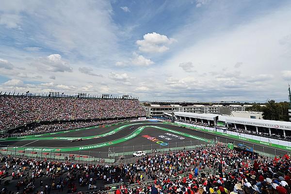 Formule 1 Nieuws Grand Prix van Mexico wil positief signaal uitzenden na aardbeving