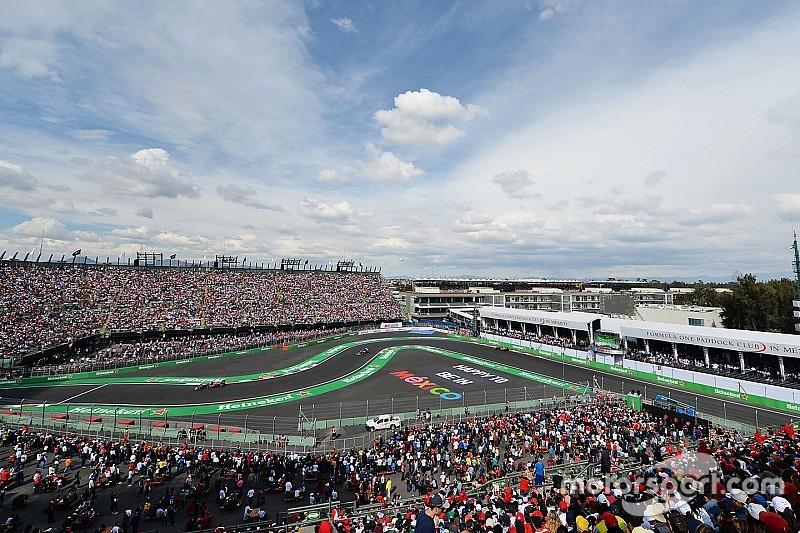Grand Prix van Mexico wil positief signaal uitzenden na aardbeving
