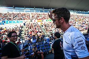 サイン会にトークショー、デモラン……今年のF1日本GPも豪華イベント満載