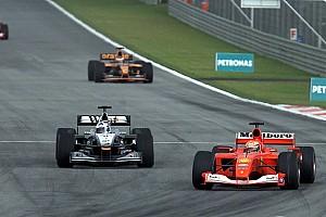 Le GP de Malaisie 2001 disponible en intégralité