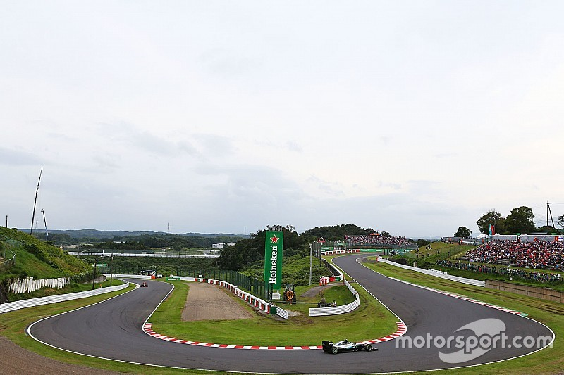Le programme TV du Grand Prix du Japon