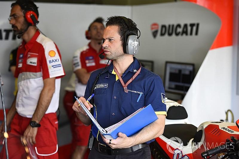 Mon job en MotoGP : Correspondant technique d'écurie chez Michelin