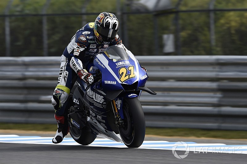 Yamaha confirma Nakasuga como wildcard para GP do Japão