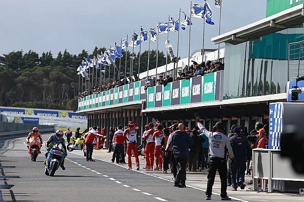 MotoGP Horarios del GP de Australia de MotoGP