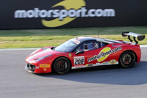 Ferrari Новини Motorsport.com Motorsport.com став офіційним онлайн-партнером фіналу Ferrari Challenge