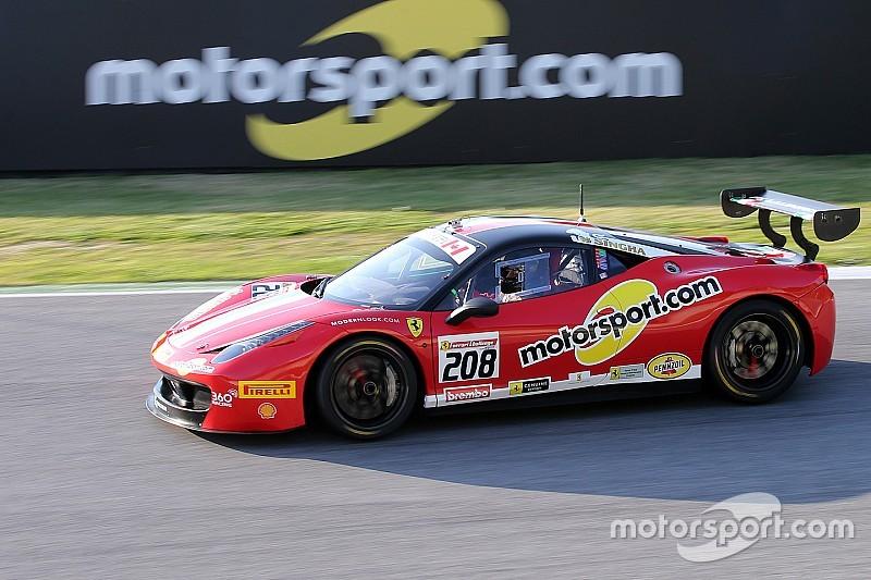 Motorsport.com став офіційним онлайн-партнером фіналу Ferrari Challenge