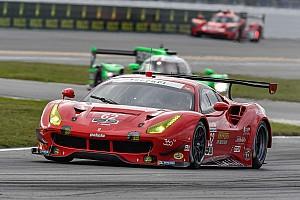 IMSA Nieuws Fisichella waarschuwt Alonso: