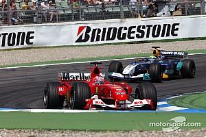 Fórmula 1 Conteúdo especial Compare números de Massa e Barrichello na Fórmula 1
