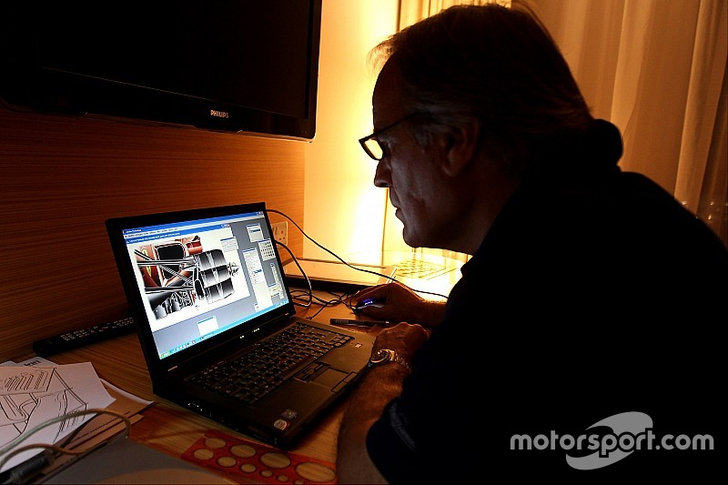 Giorgio Piola: Ikone im Formel-1-Fahrerlager